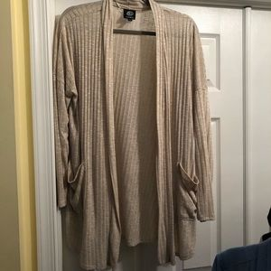 Bobeau XL Lightweight Cardigan